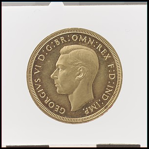 George VI sovereign