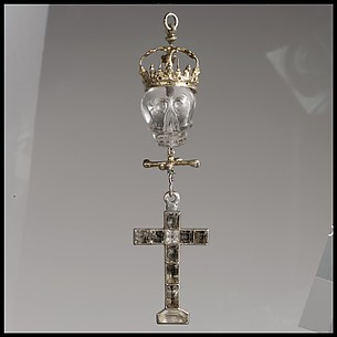 Pendant of a rosary