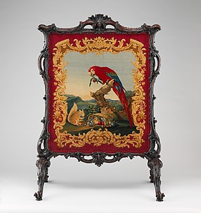 Cheval fire screen
