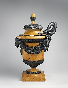 Neoclassical vase (one of a pair)