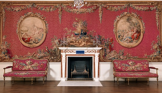 Tapestry Room from Croome Court