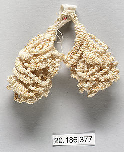 Pair of tassels