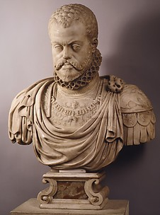 King Philip II of Spain