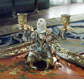 Candelabrum (one of a pair)