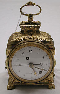 Clock (Pendule D'officier)