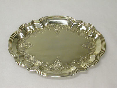 Tray (one of a pair)