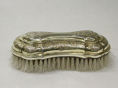 Mounted brush