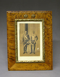 Picture frame with original photograph