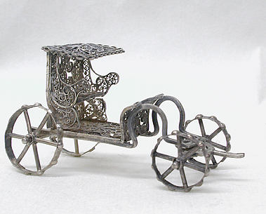 Miniature chaise