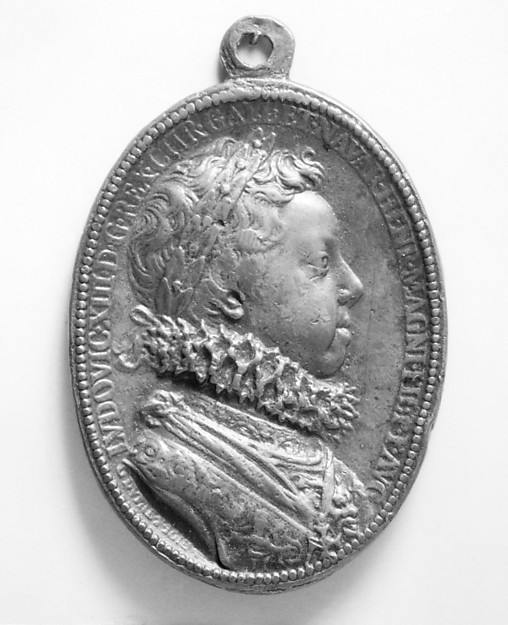 Louis XIII, King of France (b. 1601, r. 1610–43)