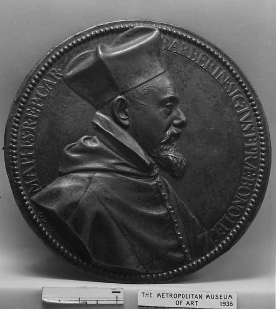 Maffeo Barberini (1568–1644), Cardinal 1606, later Pope Urban VIII (1623–44)
