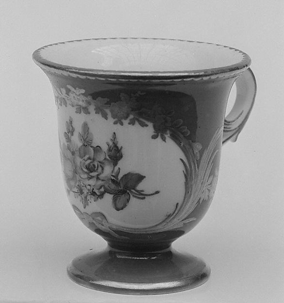 Ice cream cup (tasse à glace) (one of thirty-one) (part of a service)