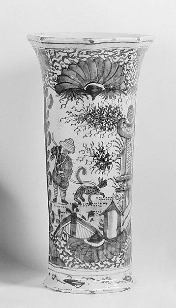 Beaker with lid