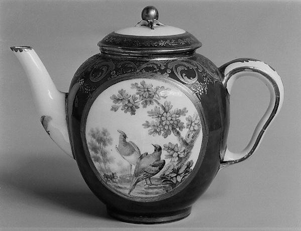 Teapot (Théière Calabre)