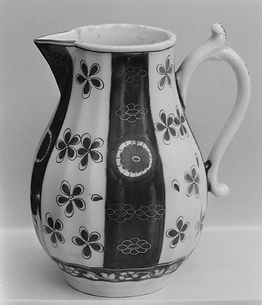 Cream jug (part of a service)