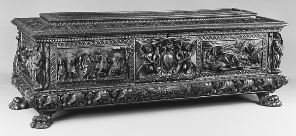 Marriage chest (Cassone)