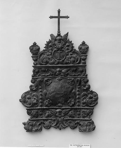 Plaque (Sacring tablet)