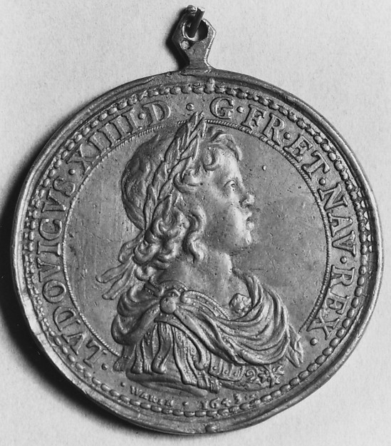 Louis XIII (b. 1601, r. 1610–43), King of France, as youth