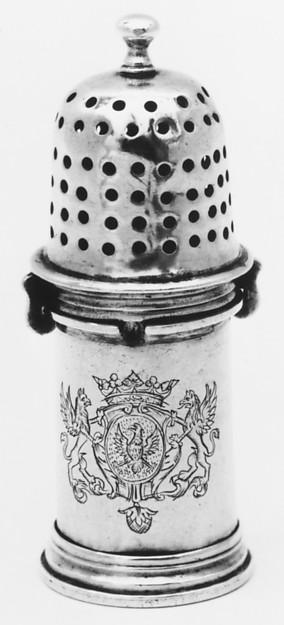 Pepper caster