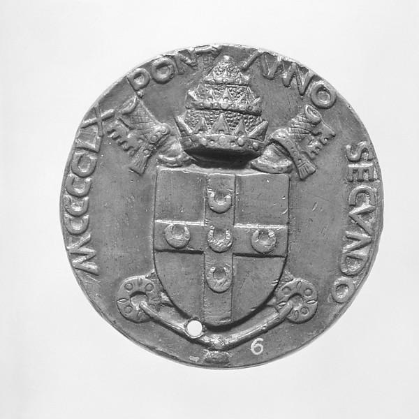 Pope Pius II, 1458-1464