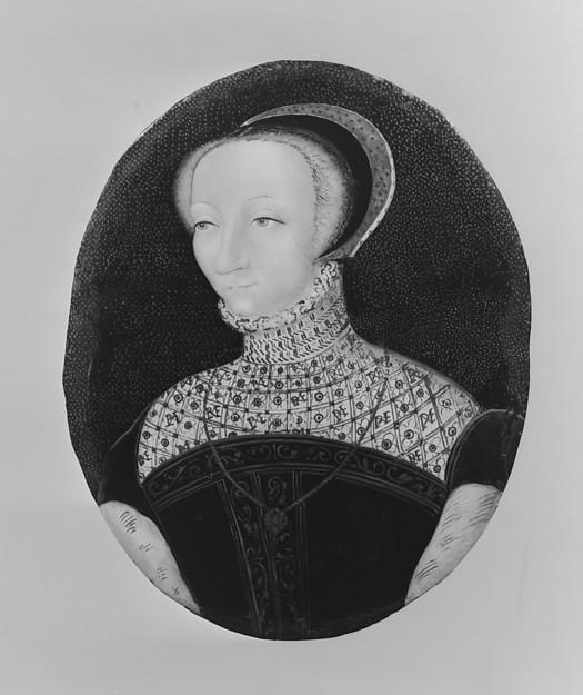 Portrait of Jeanne de Genouillac