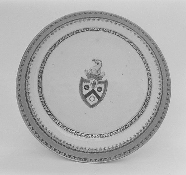 Saucer (part of a set)