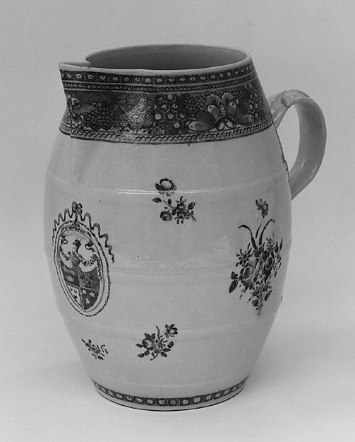 Pitcher (part of a service)