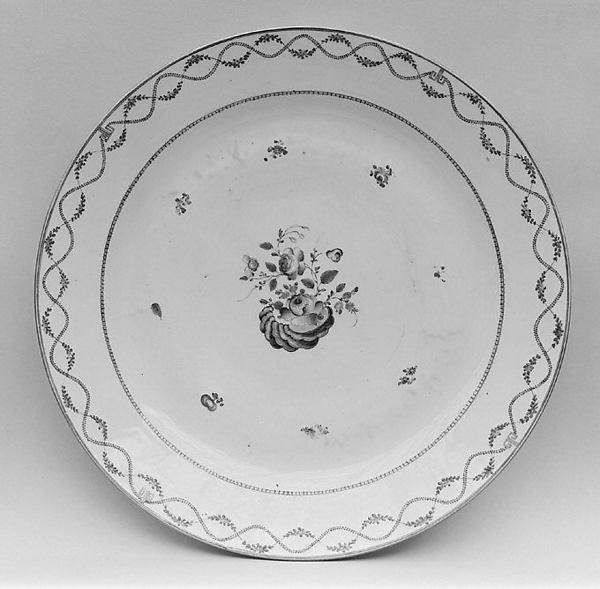 Platter (part of a service)