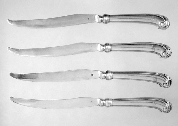 Six knives