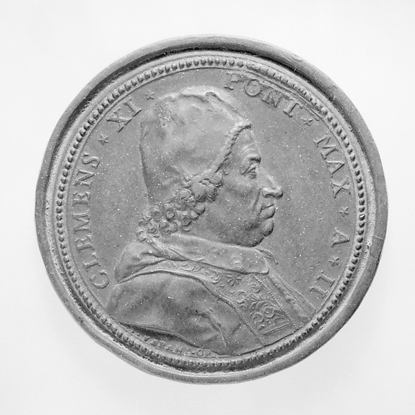 Clement XI (Pope 1700-21)