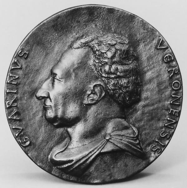 Guarino da Verona, Humanist