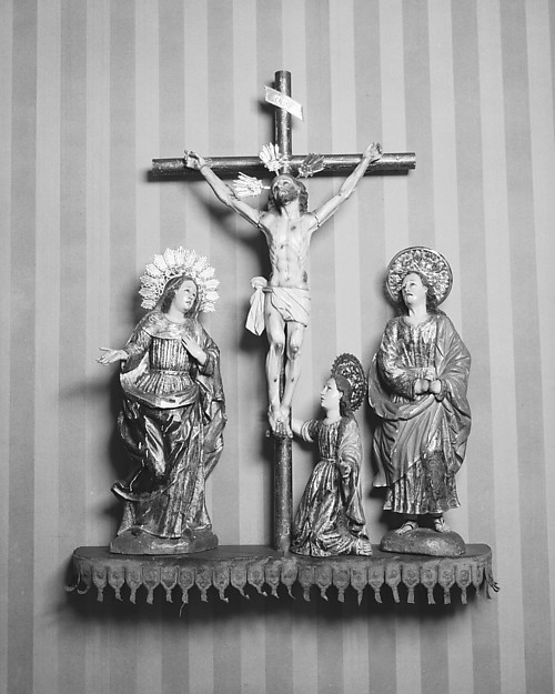 Christ crucified (from a Calvary group)