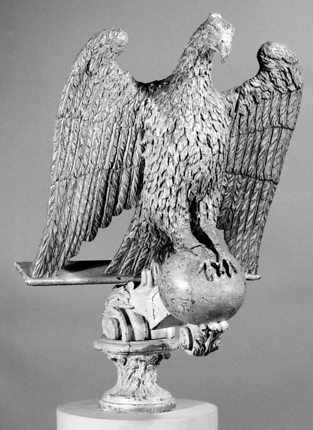 Upper portion of a lectern