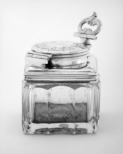 Ink bottle (part of a set)