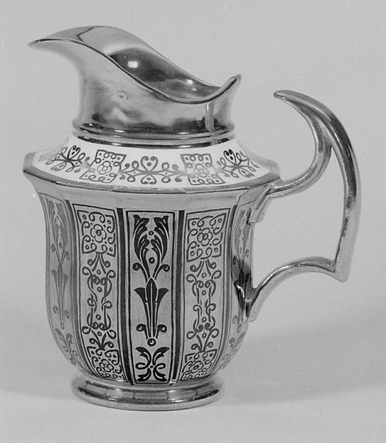 Pitcher (part of a coffee and tea service)