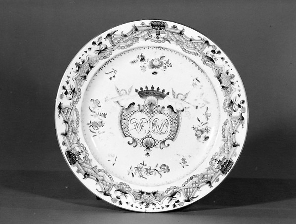 Platter (one of a pair)
