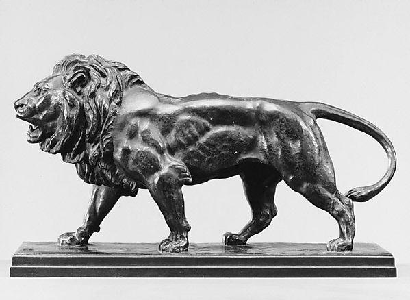 Walking Lion (Le lion qui marche)