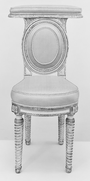 Side chair (Voyeuse)