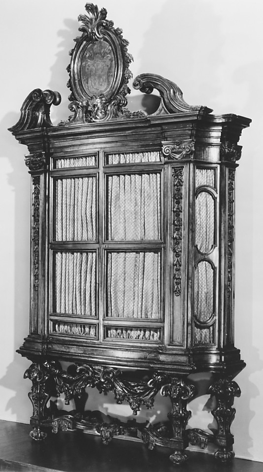 Bookcase (one of a pair)