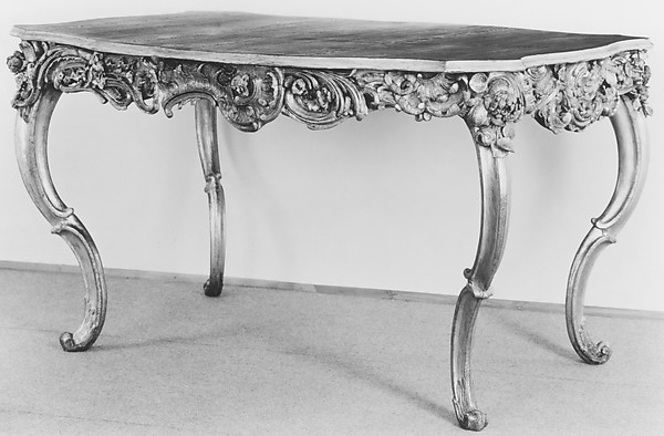Center table (part of a set)