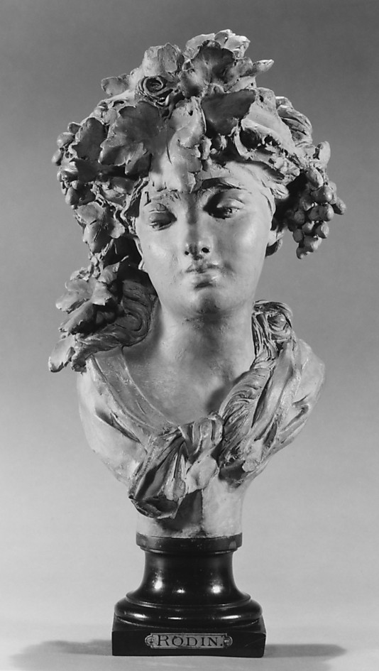 Bacchante (Grapes or Autumn)
