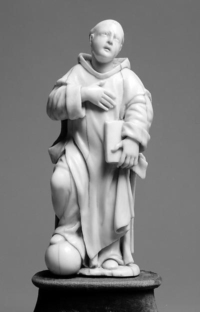 Standing Male Saint