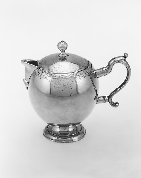 Hot milk jug