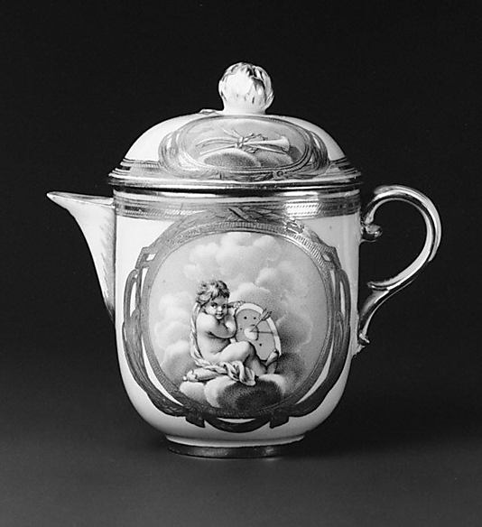 Milk jug (from a tea service)