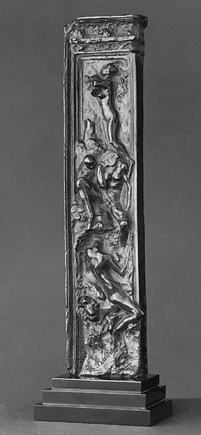 Fragment of the Right Pilaster of the Gates of Hell