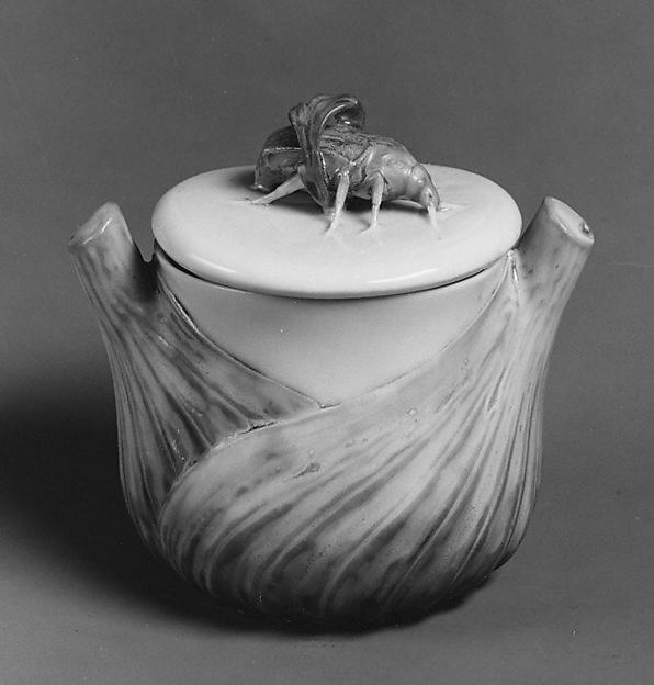 Sugar bowl (part of a service)