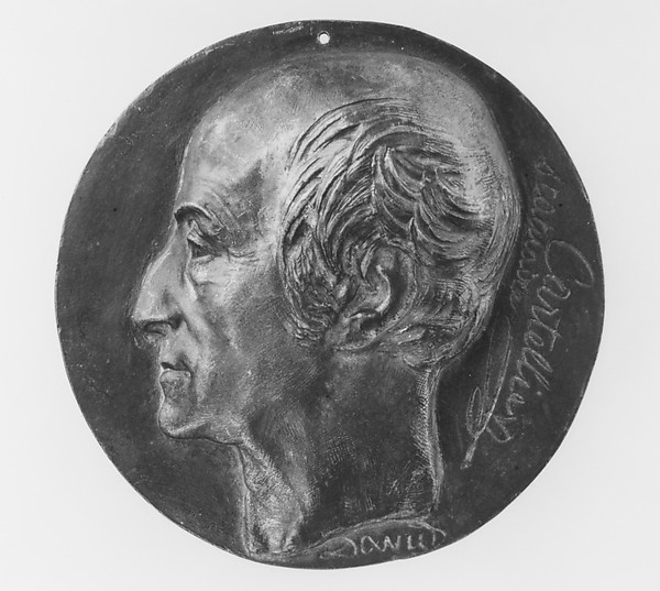 Portrait of Pierre Cartellier (1757-1831)