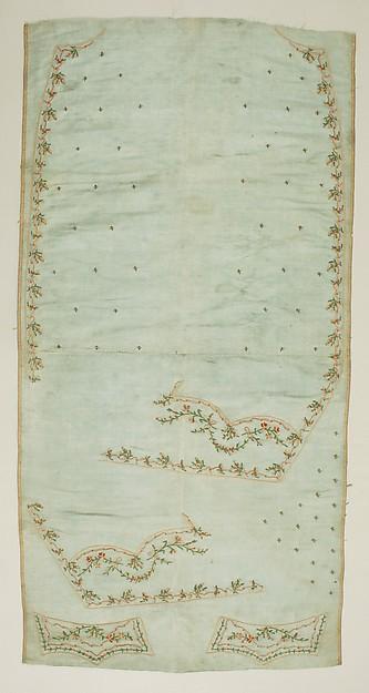 Waistcoat panel