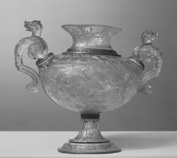16-17世纪的水晶雕刻器皿鉴赏 - casper - 二手书店正式开张*