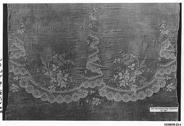 Panel for a skirt